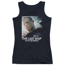 Last Ship Captain Juniors Tank Top