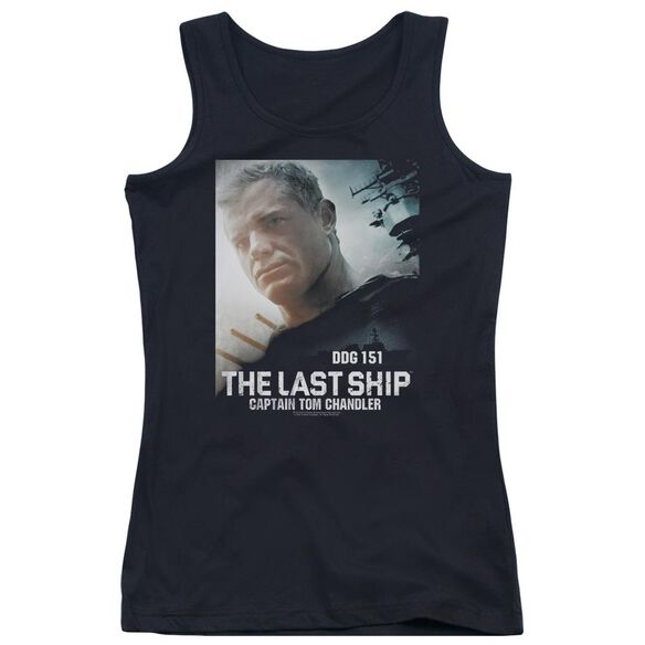 Last Ship Captain Juniors Tank Top