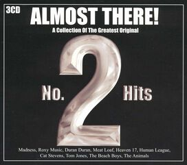 Various Artists - Almost There! A Collection of the Greatest Original Number 2 Hits [Box Set]