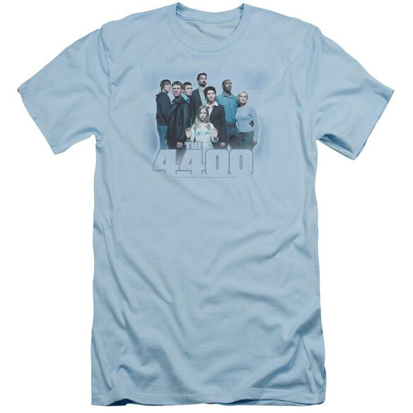 4400 BY THE LAKE - S/S ADULT 30/1 - LIGHT BLUE T-Shirt
