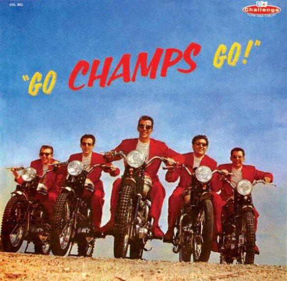 Go Champs Go (Uk)