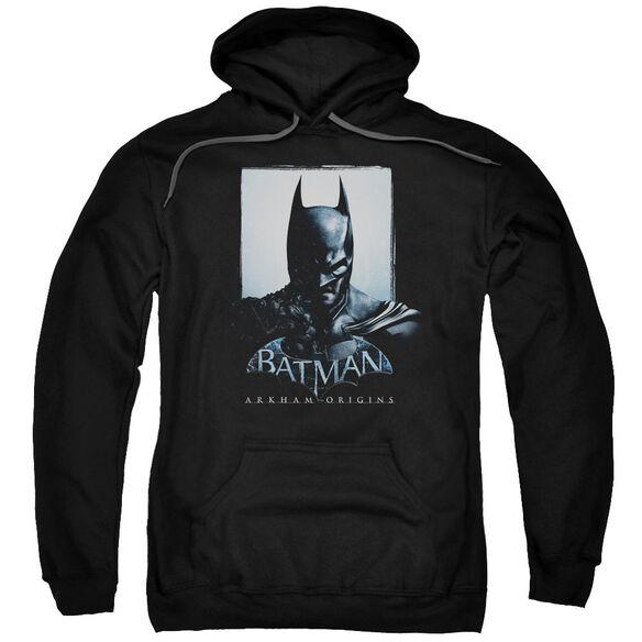 Batman Arkham Origins Two Sides Adult Pull Over Hoodie