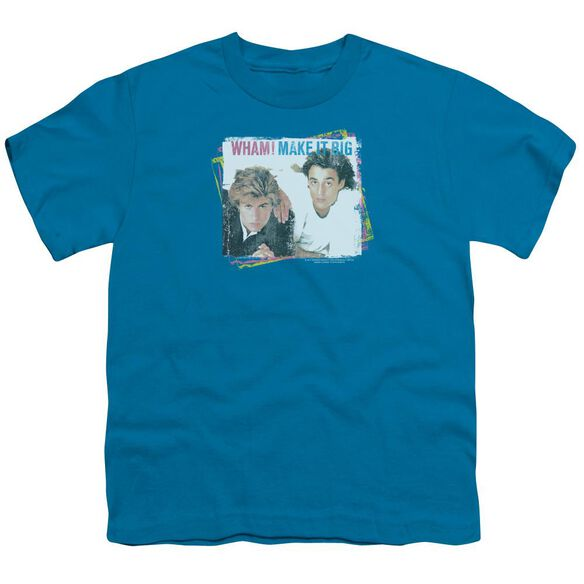 Wham Make It Big Short Sleeve Youth T-Shirt