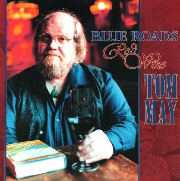 Blue Roads Red Wine