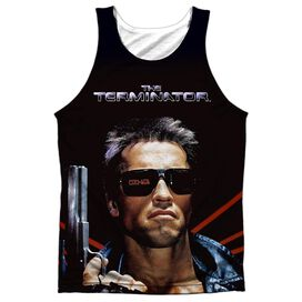 Terminator Poster Adult 100% Poly Tank Top