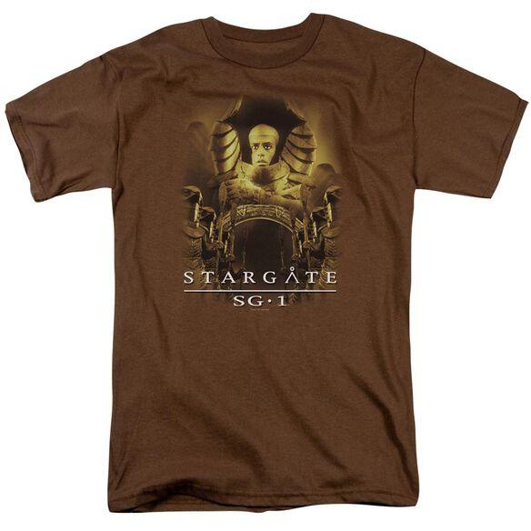 Sg1 Goa'uld Apophis Short Sleeve Adult T-Shirt