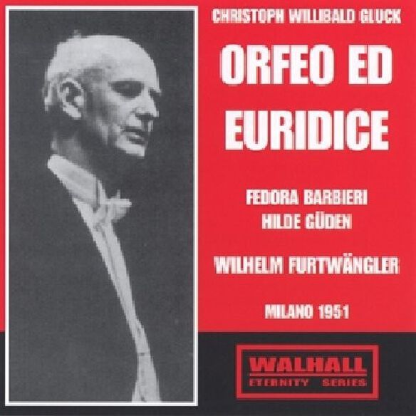 Furtwangler - Orfeo Ed Euridice