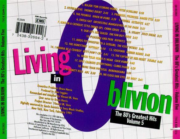 Living In Oblivion 5 495