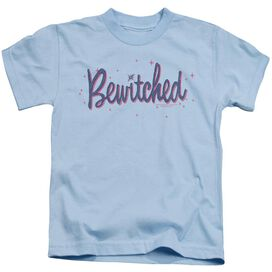 Bewitched Retro Logo Short Sleeve Juvenile Light T-Shirt