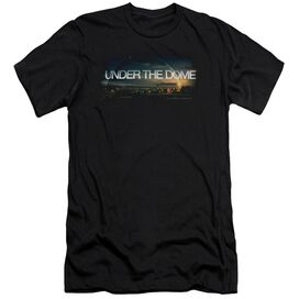 Under The Dome Dome Key Art Short Sleeve Adult T-Shirt