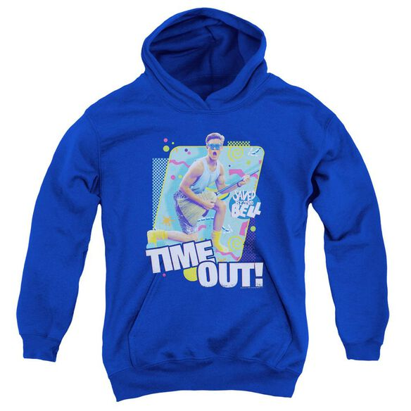 Saved By The Bell Time Out Youth Pull Over Hoodie