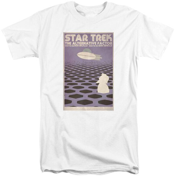 Star Trek Tos Episode 27 Short Sleeve Adult Tall T-Shirt