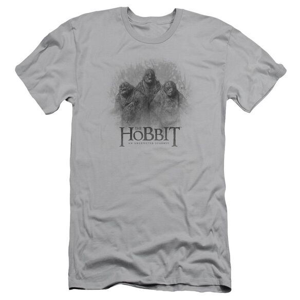 The Hobbit Three Trolls Short Sleeve Adult T-Shirt