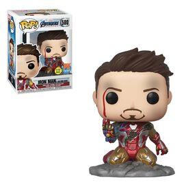 Funko Pop!: Avengers Endgame - Iron Man [I Am Iron Man] [PX Previews Exclusive]