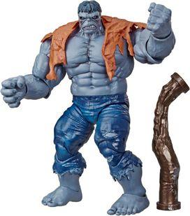 Marvel 80th Anniversary Incredible Hulk Action Figure [Grey]
