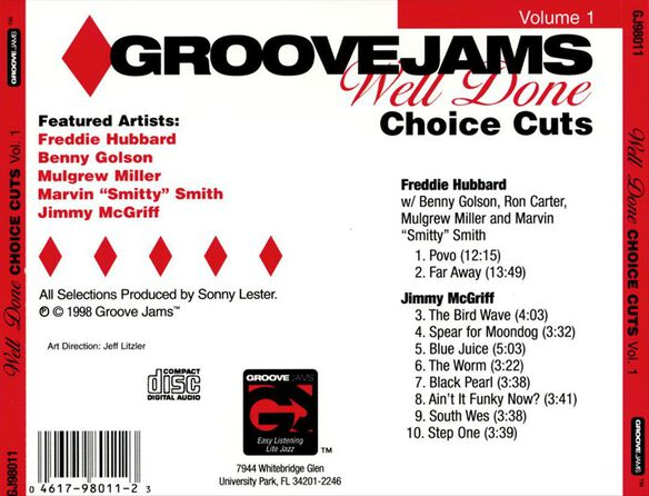 Well Done Choice Cuts V1