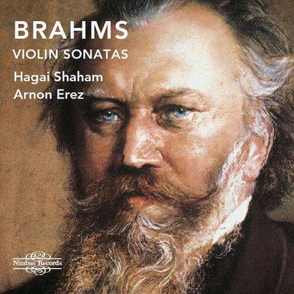 Brahams/ Shaham/ Erez - Violin Sonatas