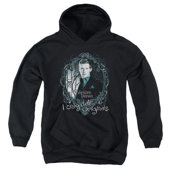Vampire Diaries Originals Youth Pull Over Hoodie