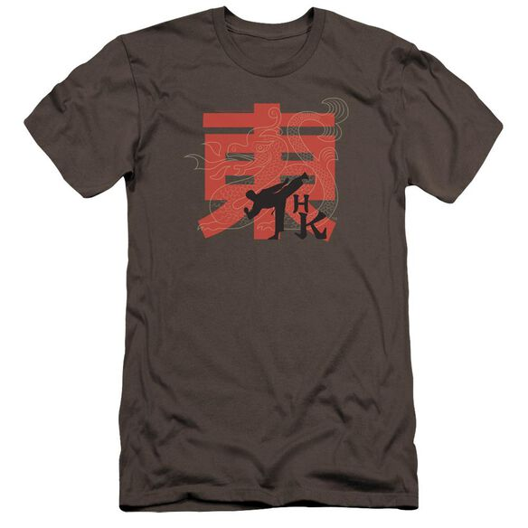 Hai Karate Hk Kick-premuim Canvas Adult Slim
