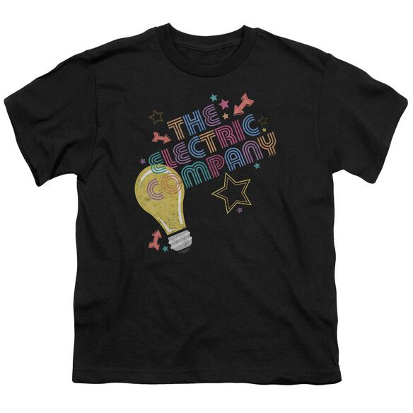 Electric Company Electric Light Short Sleeve Youth T-Shirt