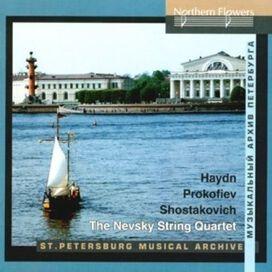 Nevsky String Quartet - Haydn: Quartet