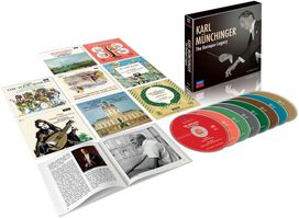 Karl Munchinger - Karl Munchinger: The Baroque Legacy