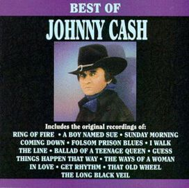 Johnny Cash - Best of Johnny Cash [Curb]