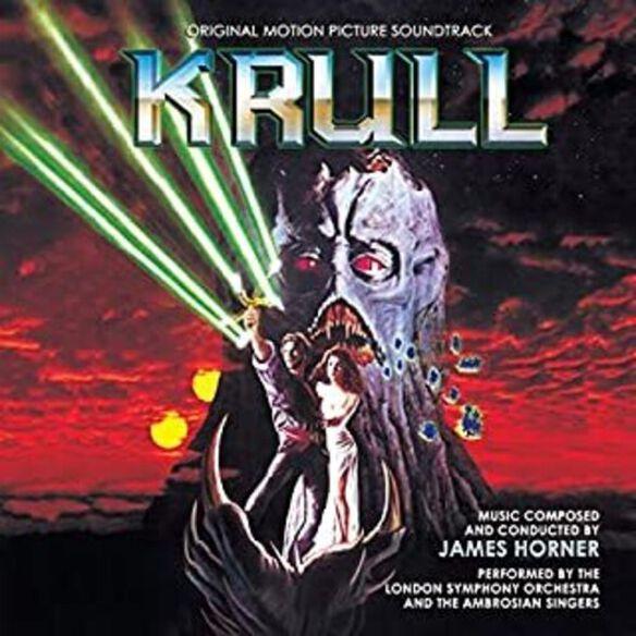 James Horner - Krull (Original Soundtrack)