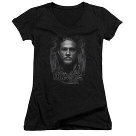 Sons Of Anarchy Jax Junior V Neck T-Shirt