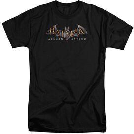 BATMAN AA ARKHAM ASYLUM LOGO-S/S T-Shirt