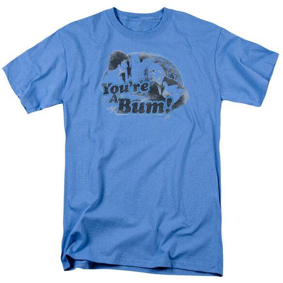 Rocky Youre A Bum Short Sleeve Adult Carolina T-Shirt
