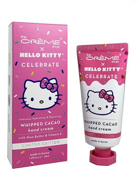 Hello Kitty Celebrate Whipped Cacao Hand Cream