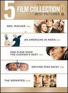 Image of Best of Warner Bros 5 Film Collection Best Picture