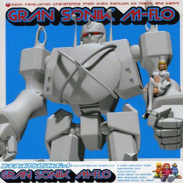 Gran Sonik (Remix Album) (Rmx)