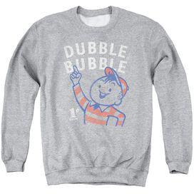 Dubble Bubble Pointing - Adult Crewneck Sweatshirt -