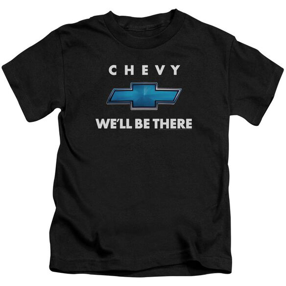 Chevrolet We'll Be There Short Sleeve Juvenile T-Shirt