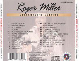 Roger Miller - Golden Classics: 22 Classic Tracks
