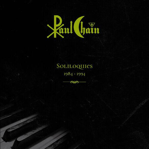 Paul Chain - Soliloquies 1984-1994