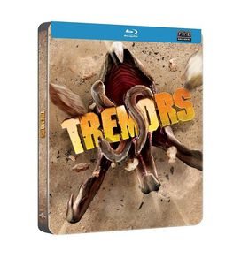 Tremors [Exclusive Blu-ray Steelbook]