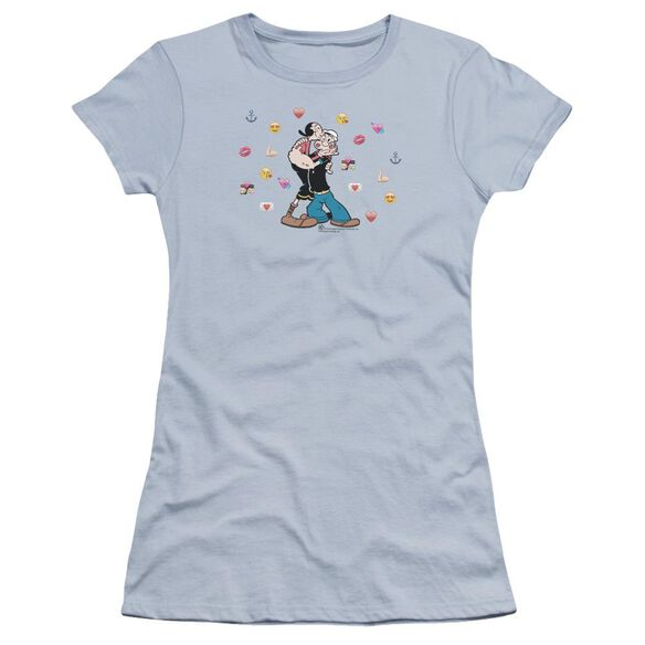 Popeye Love Icons Premium Bella Junior Sheer Jersey Light