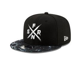 New Era 9FIFTY WWE Seth Rollins [SFNR] Snapback Hat