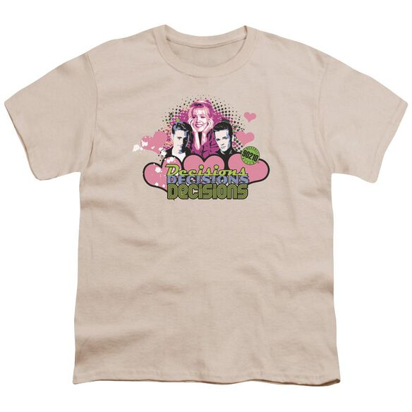 90210 Decisions Short Sleeve Youth T-Shirt