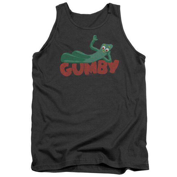 Gumby On Logo Adult Tank