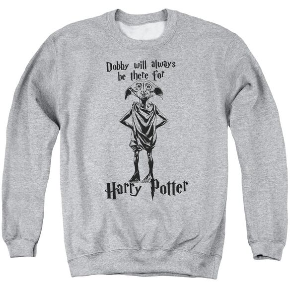 Harry Potter Always Be There Adult Crewneck Sweatshirt Athletic