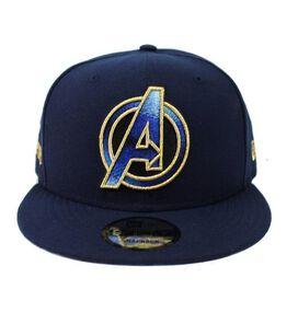 Avengers Logo Snapback Hat