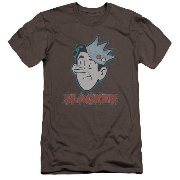 ARCHIE COMIC LACKER-PREMUIM CANVAS ADULT SLIM T-Shirt