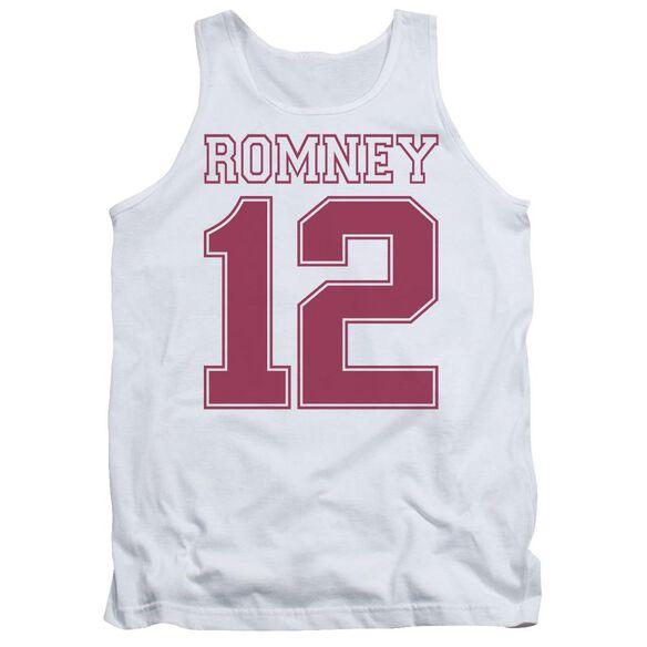 Romney 12 Adult Tank