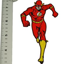 Flash Run Patch