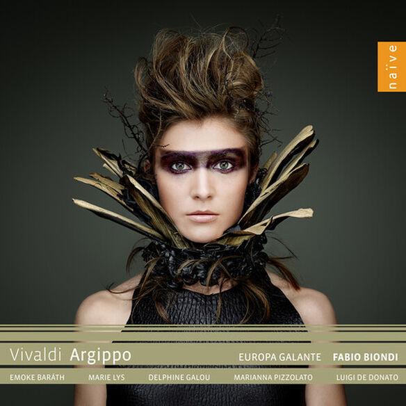 Vivaldi/ Biondi/ Europa Galante - Argippo