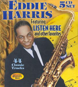 Eddie Harris - Collectables Classics [Box Set]